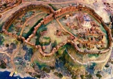 Городище  літописного міста Вишгород (ХІ – ХІІІ ст.)