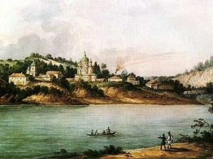 Спасо-Преображенський Межигірський монастир