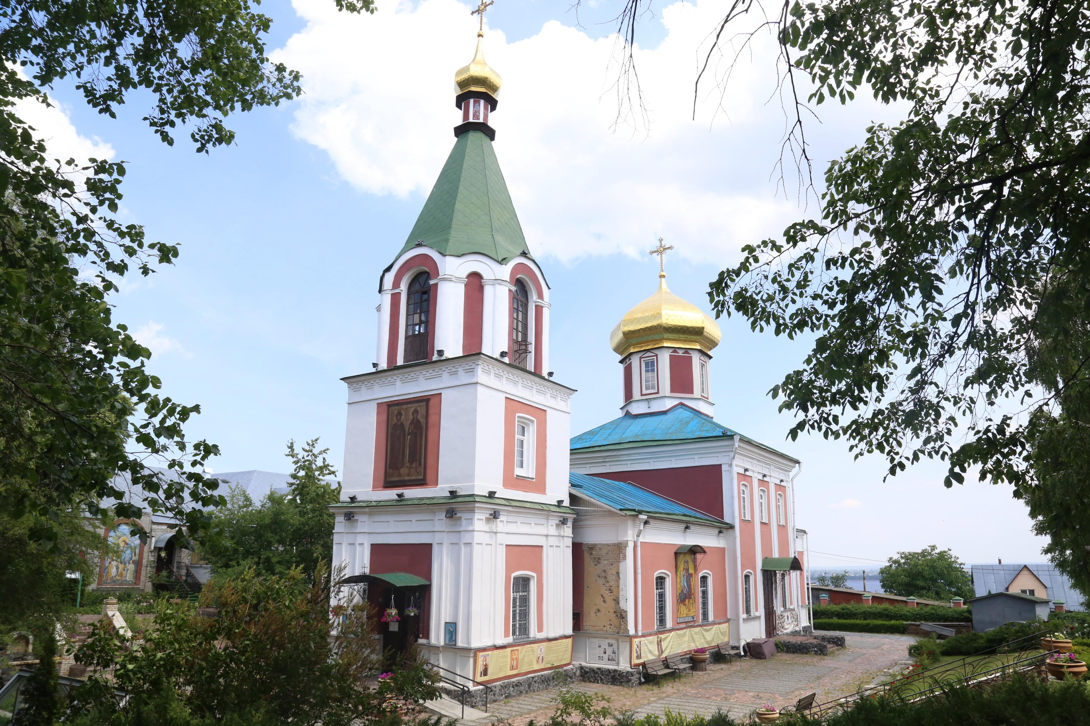 Церква святих страстотерпців Бориса і Гліба (1861-1863 рр.)