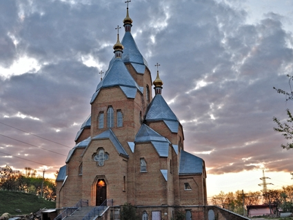 Собор Вишгородської Божої Матері УГКЦ